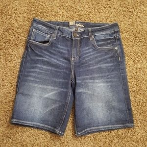 Kut from the kloth size 6 denim shorts